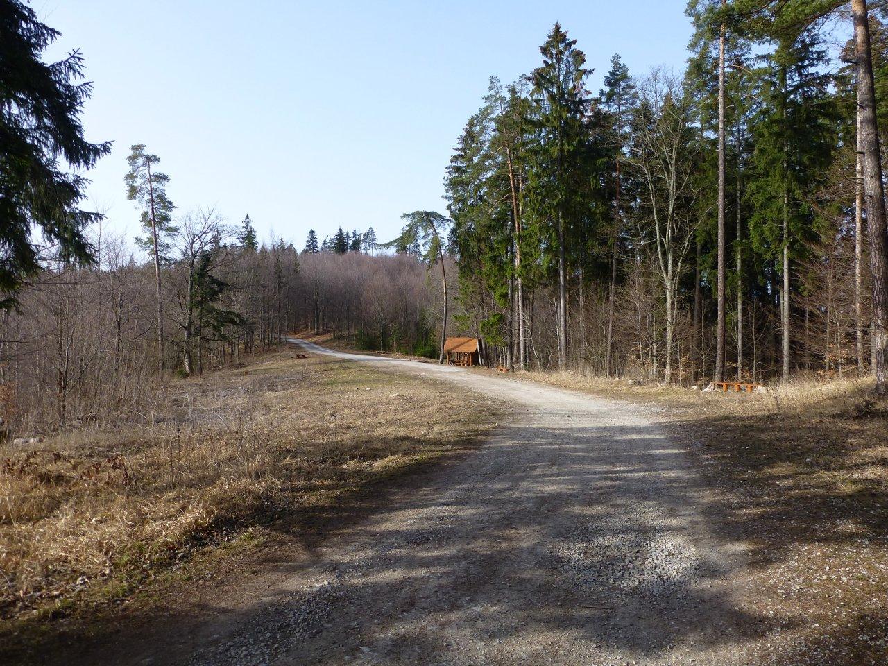 Cesta z rokliny Suchá Belá, Slovenský raj