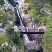 Obrovský vodopád, Vysoké Tatry, Záporné ióny