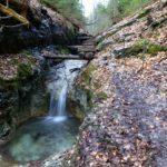 Potok Suchá Belá, Slovenský raj