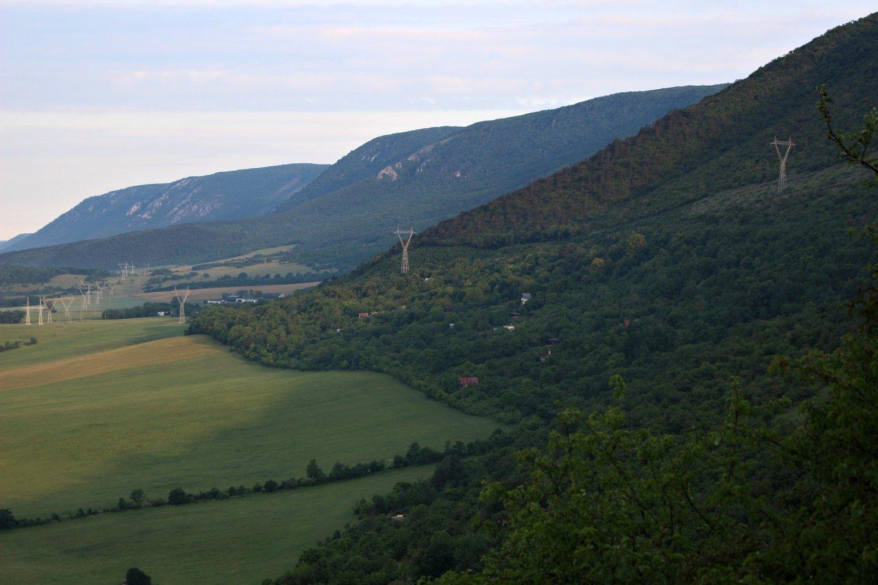 Horný vrch, Slovenský kras