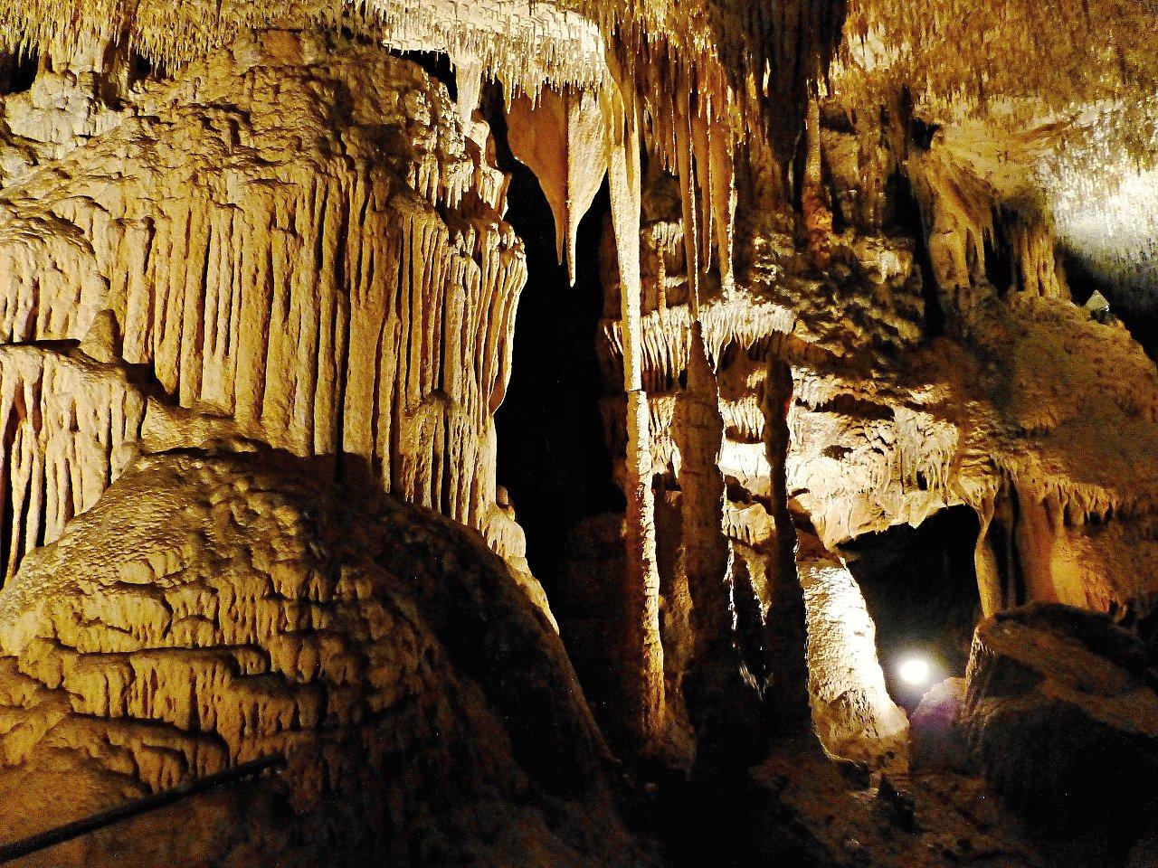 Jasovská jaskyňa, Slovenský kras – 1