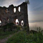 Turniansky hrad, Slovenský kras - 1