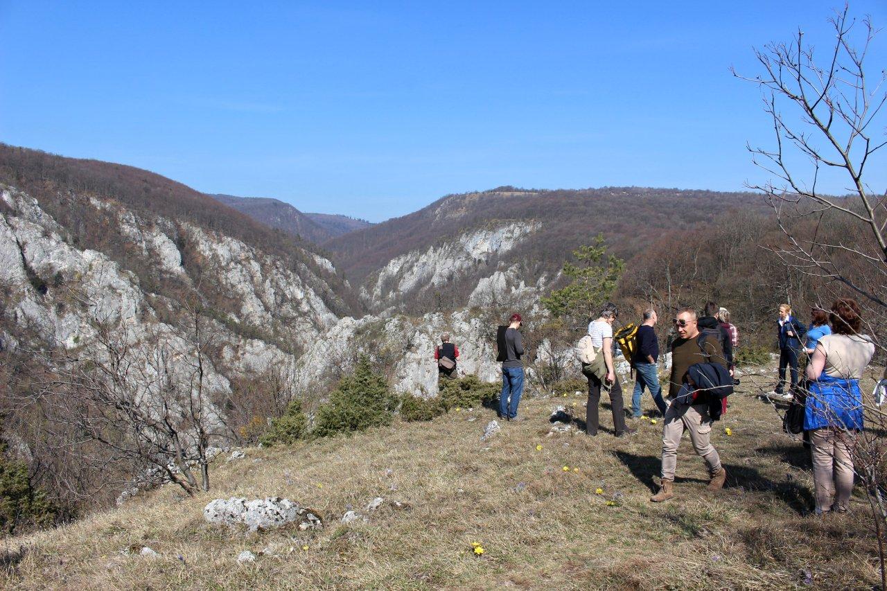 Zádielska planina, Slovenský kras – 1