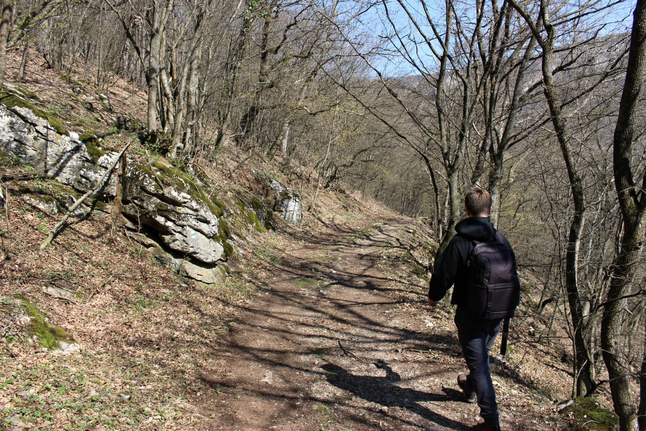 Zádielska planina, Slovenský kras – 4