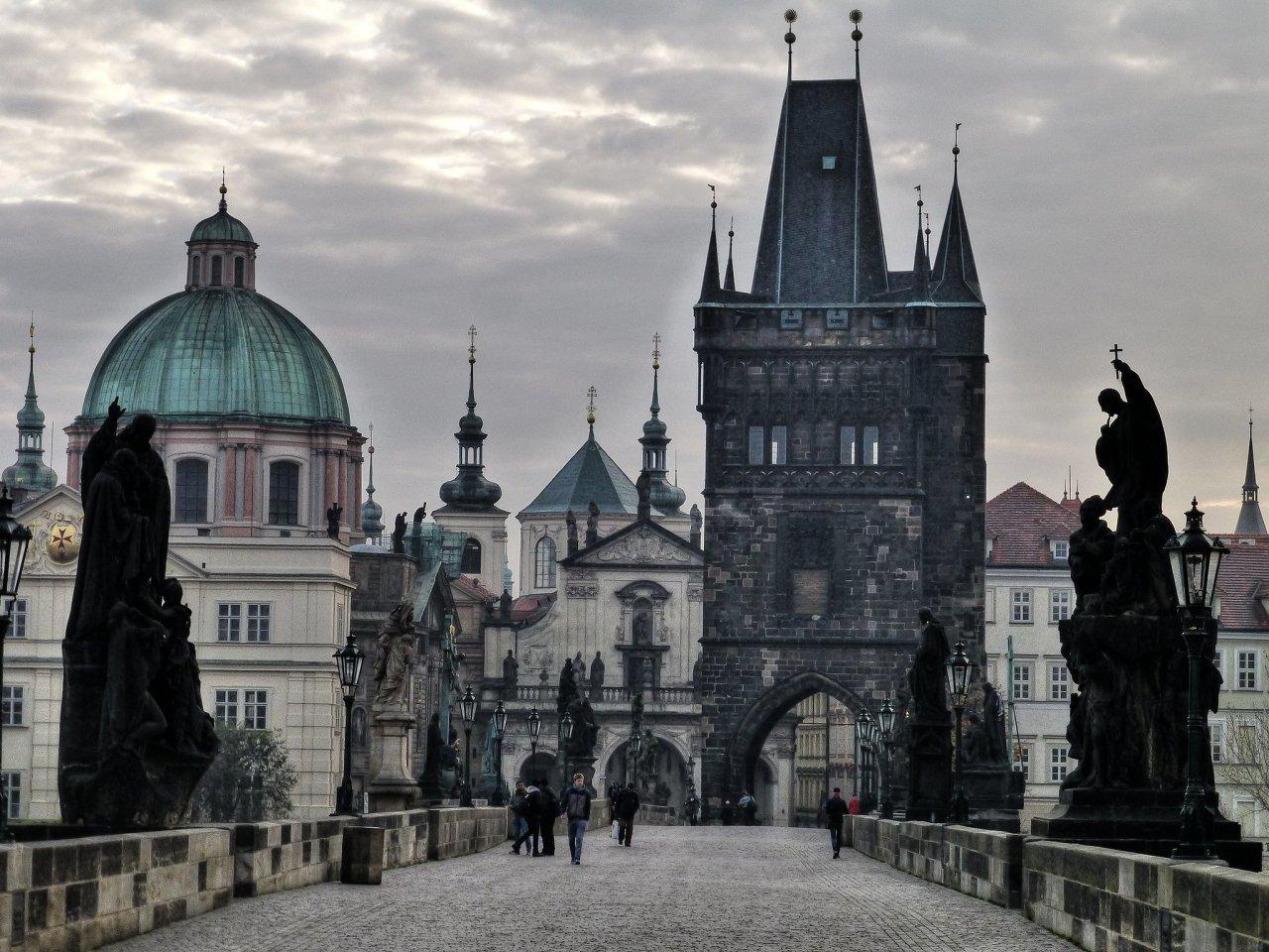 Praha – miesta, ktoré musíte návštíviť!