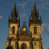 Staroměstské náměstí - Chrám Matky Boží před Týnem, Praha