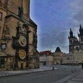 Staroměstské náměstí - Orloj a Staroměstská radnice, Praha