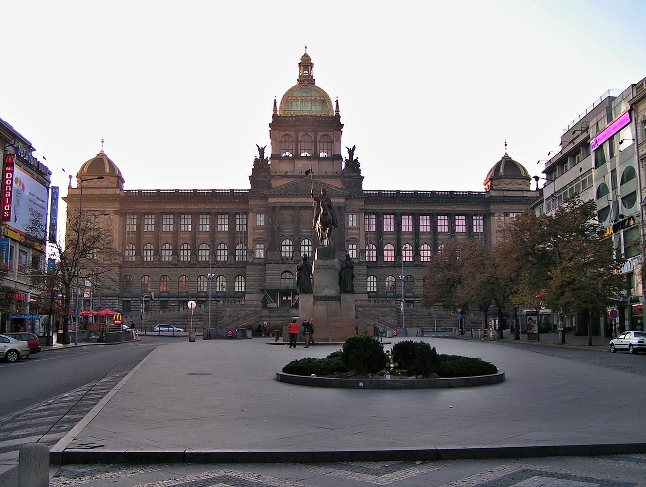 Václavské náměstí (Václavák), Praha
