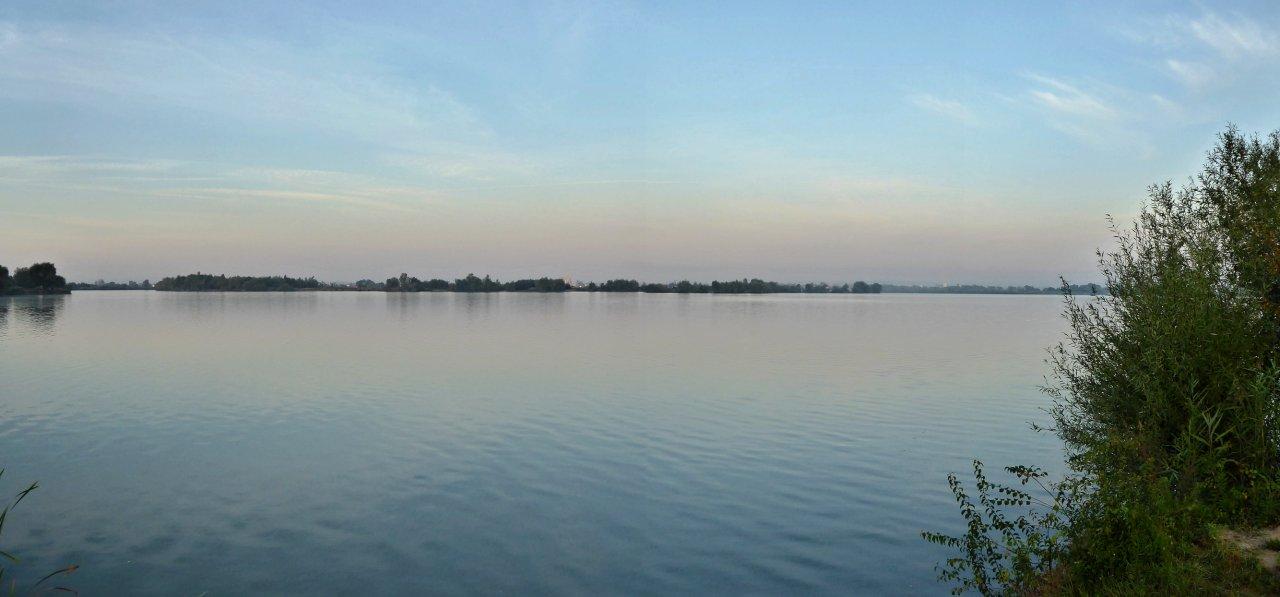 Jazero Geča, Košický kraj