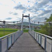 Most, Trstené pri Hornáde