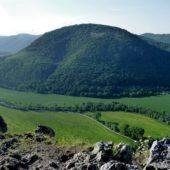 Jánošíkova bašta výhľad