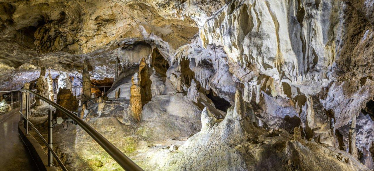 Harmanecká jaskyňa, Jaskyne na Slovensku