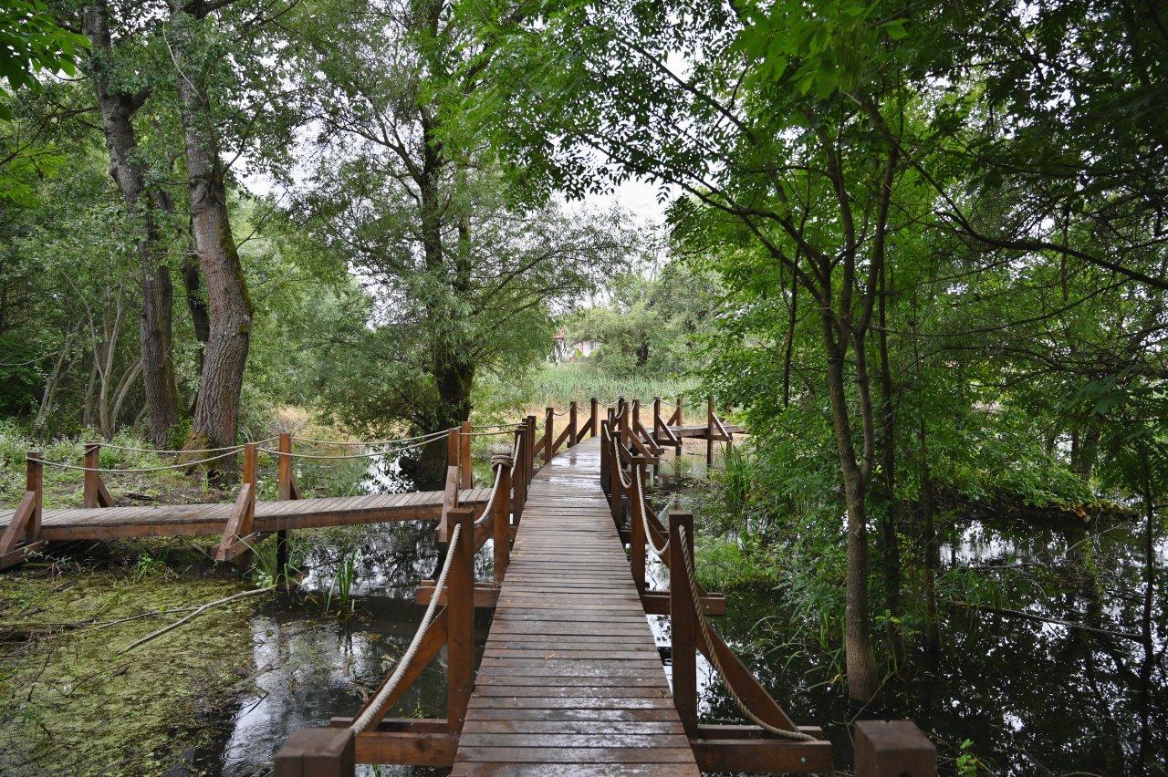 Oborín – Vodná zážitková cesta, CHKO Latorica – 2