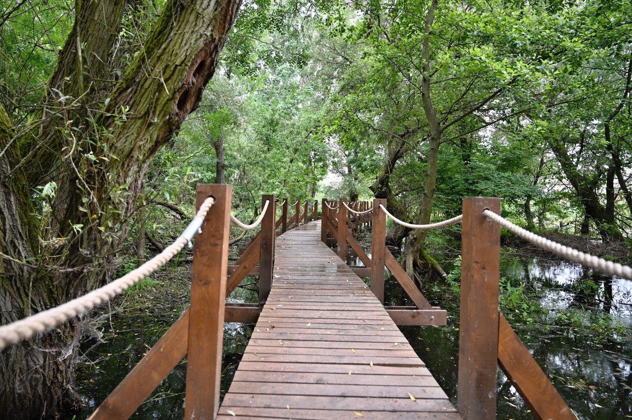Oborín – Vodná zážitková cesta, CHKO Latorica – 5