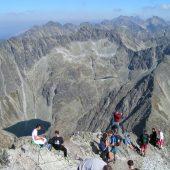 Kriváň, Turistika Vysoké Tatry