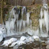 Hájske vodopády 2