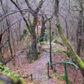 Turistika Košice, Vrabčie skaly