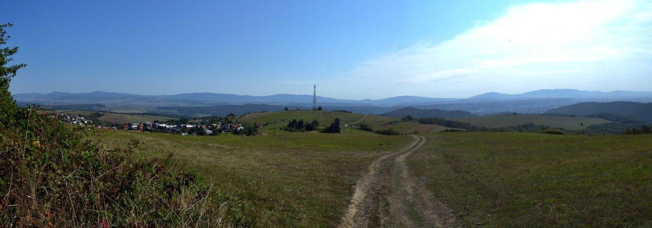 Turistika v Košiciach – Chata Hrešná