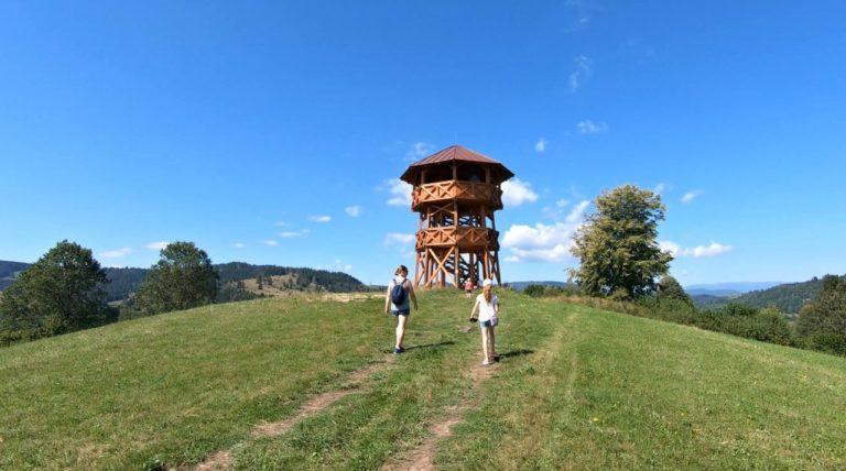 Vyhliadková veža Čierny Balog