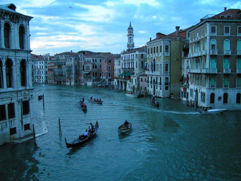 Benátky, Taliansko 8