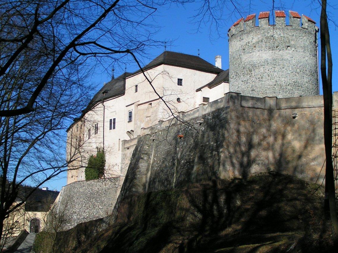 Hrad Český Šternberk, Hrady a zámky Česká republika 5