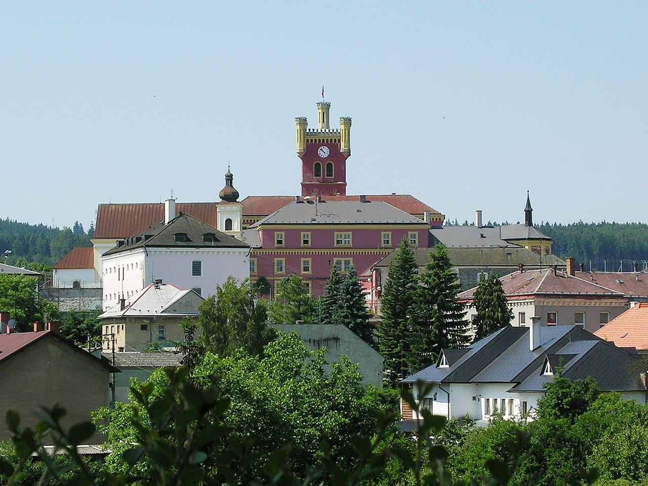 Hrad Mírov, České hrady