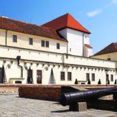 Hrad Špilberk, České hrady