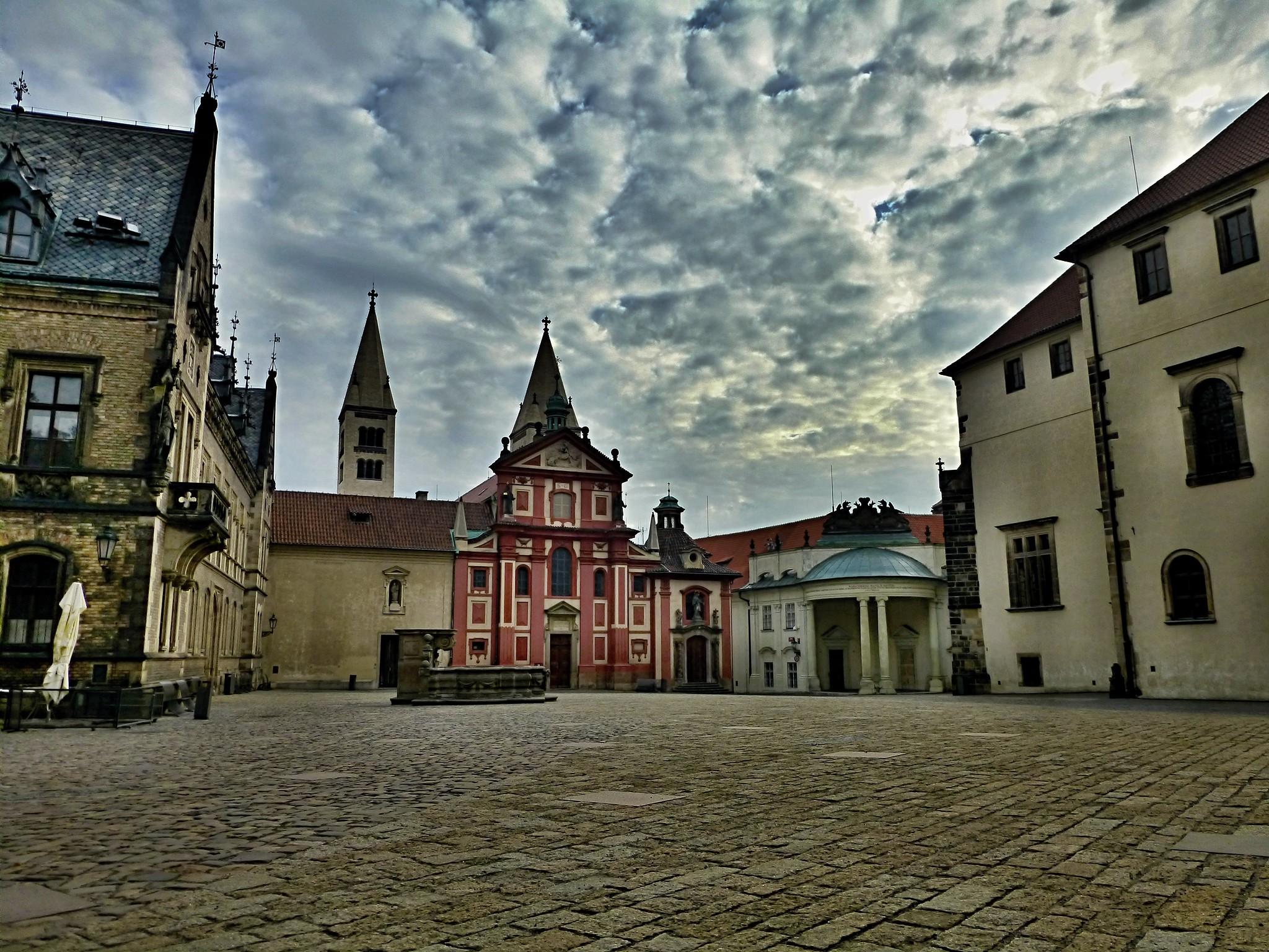 Pražský hrad, České hrady 2
