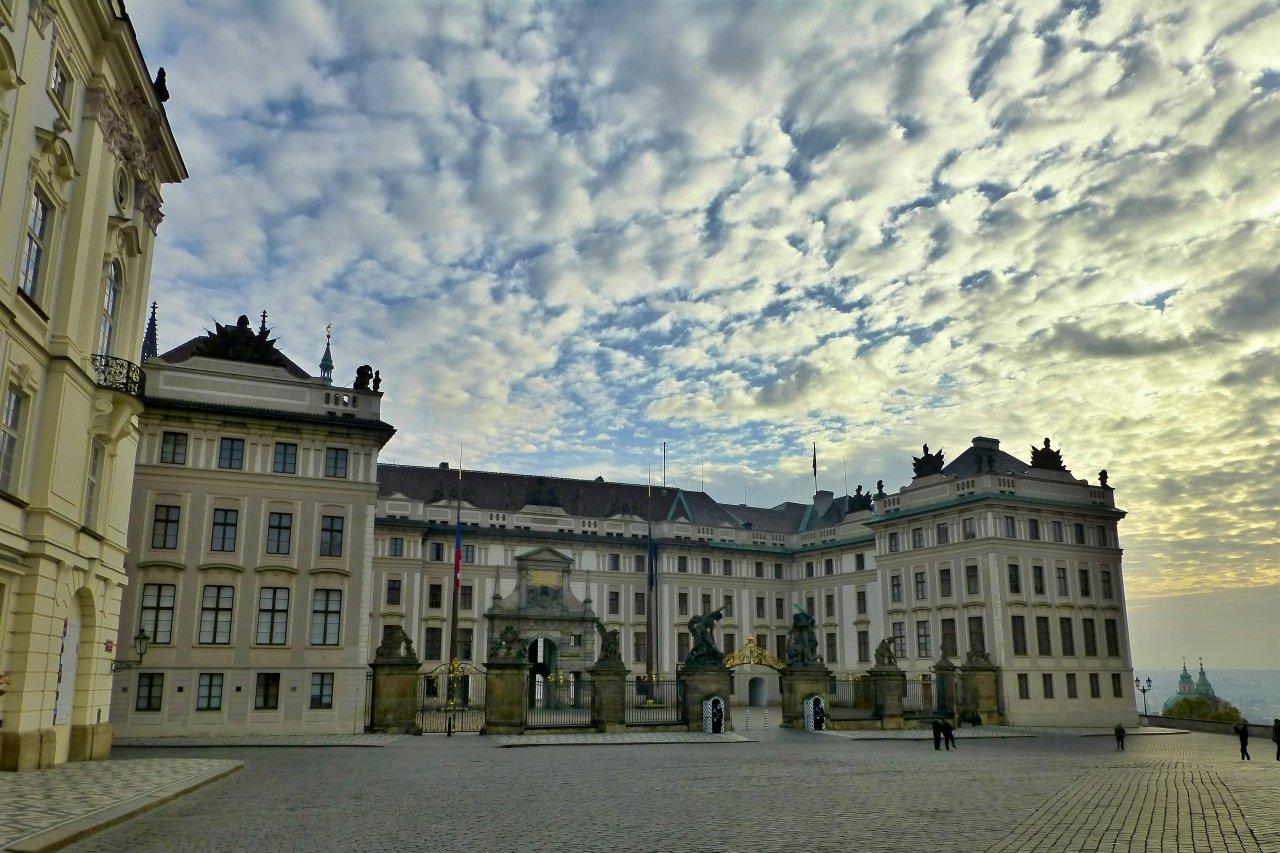 Pražský hrad, České hrady 3