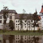 Zámok Blatná, Česko