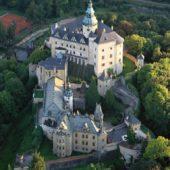 Zámok Frýdlant, Česká republika