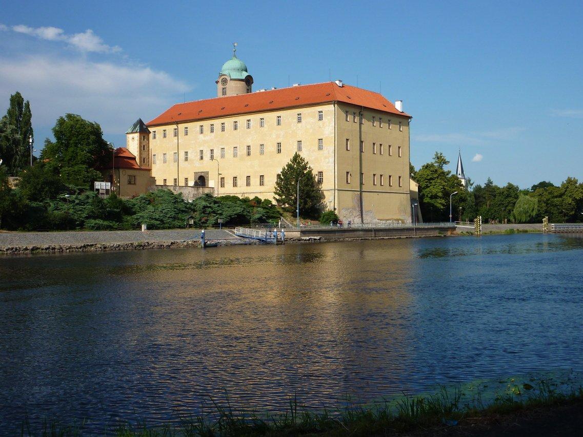 Zámok Poděbrady, Hrady a zámky, Česko 3