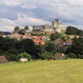 hrad Rabí, Česko